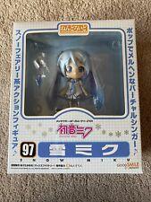 Good Smile Nendoroid Japan 97 Hatsune Miku Snow Sealed Box