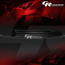 FOR 93-98 VW GOLF MK3 GTI/VR6 BLACK ABS FRONT BUMPER SPORT MESH GRILL/GRILLE