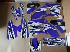 New WRF 250 450 05 06 PTS4 Graphics Sticker Decals Kit WR250F WR450F 2005 2006