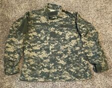 US Army Mens Digital Camo Combat Uniform Jacket M-Regular Government Issue