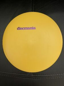 Discmania D-Line P3 Yellow With Purple Foil Bar Stamp 172g Brand New Disc Golf
