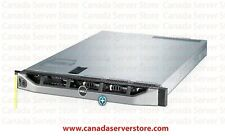Dedicated Server R420 Dual Eight Core,96gb,Eight 450gb sas Hosted in Toronto
