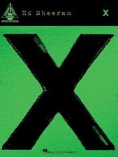 Ed Sheeran - X Guitar Tab RV