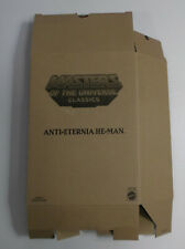 MattyCollector Master of the Universe Classic 2015 Anti-Eternia He-Man Box Only