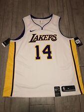 Brandon Ingram #14 LA Lakers Nike Jersey Sz XXL *New* White