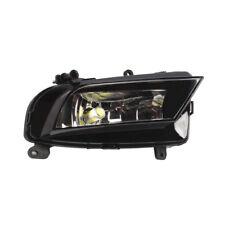 Fit AUDI A4 B8.5 2013-2015 Front Rigt Side Bumper Foglight Foglamp LED Light