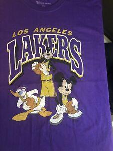 Disney X Junk Food Men's Classic Mickey Mouse T-Shirt Los Angeles - SIZE XXL