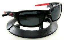 Oakley Canteen OO9225-06 Sunglasses Ducati Frames/New Grey Polarized Lenses $240
