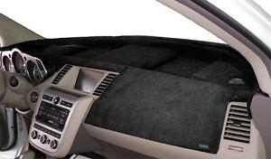 Ford Five Hundred 2005-2007 w/ Sensor Velour Dash Cover Mat Black