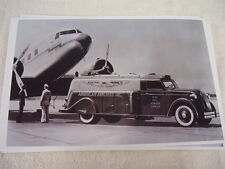 1936 DODGE AIRFLOW TANKER TRUCK AMERICAN AIRLINES 11 X 17  PHOTO  PICTURE
