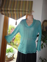 Turquoise Jumper from Solola, Size UK 14-16,EU 44RRP £72, New with tags