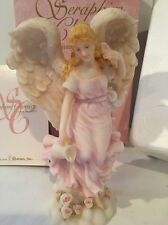 """Seraphim Classics 1995 Rosalie """"Natures Delight"""" 7"""" Exclusively By Roman Inc."""
