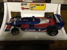 Tyrrel Candy  Burago Serie Grand Prix 1/14 Con Scatola