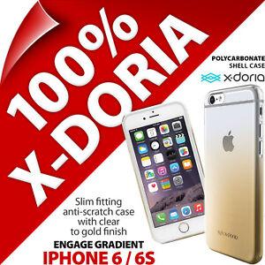 X-Doria Engage Gradient Case Hard Clip On Slim Case for Apple iPhone 6 / 6S