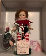 New ListingRetired & Rare 2005 Madame Alexander Holiday Cheers Elf #42370 Doll Hard to Find