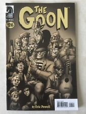Dark Horse Comics, The Goon Issue 26, 2008, Eric Powell.
