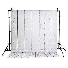 210cm x 150cm Fotostudio Foto Hintergrund Chromakey Holzwand Vertikal Grau DHL