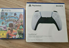 Sony PlayStation 5 DualSens Wireless Controller + Sackboy A Big Adventure NEU