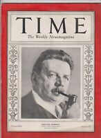 Time Mag Edouard Herriot May 16, 1932 111519nonr