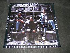 Hip Hop Autograph NEMESIS Slick 12 inch with BIG AL / Al English MUNCHIES BASS