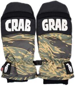 Crab Grab Punch Mitt Camo (all sizes)