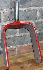 Replacement Lawnmower Deck Front Caster Yoke: Exmark Lazer Z #072416 NOS