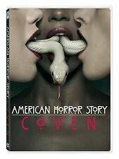 American Horror Story: Coven The Complete Third Season 3 (DVD, 2014, 4-Disc Set)