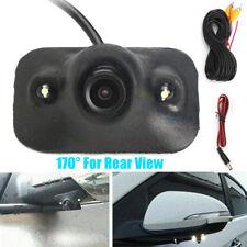 Mini CCD HD  170° Waterproof Car Front Side Reverse Camera / Rear View Parking