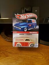 Hot Wheels 2008 Delivery number 12 of 25 Dairy Delivery cro-mags real Rider tire