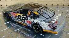 New listing #88 Dale Jarrett NASCAR 1/24 Action Stock Car _ 2002 FORD UPS CLEAR BODY SERIES