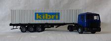 """Kibri 1: 87-h0 -11084 container si-autoarticolati """"KIBRI"""""""