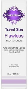 FakeBake Flawless Self-Tanning Liquid Body Spray (2-Pack)