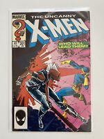 Uncanny X-Men #201 (1986, Marvel) 1st Appearance Cable (as a baby)