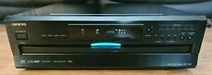 Onkyo DX-C390 Multi Disc CD Player / Compact Disc Changer 6 Disc Carousel