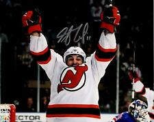 Stephen Gionta autographed signed 8x10 photo NHL New Jersey Devils