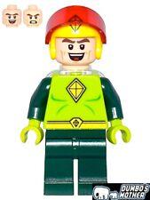 LEGO Kite Man Minifigure 2-sided Head Batman Movie 70903 DC Comics Superhero NEW