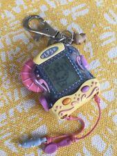 Littlest Pet Shop Digital Chipmunk Bear Handheld Game LPS Yellow Pink Bottle
