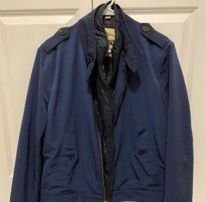 Burberry London Bomber Jacket & Vest Size L