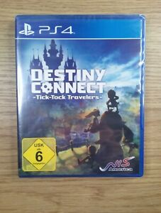 Destiny Connect: Tick-Tock Travelers (PS4) - BRAND NEW & SEALED