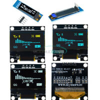 "0.91""/0.96"" inch OLED LCD Display 3.3V 5V Module AVR STM32 IIC I2C for Arduino"