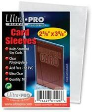 200 Ultra-Pro Soft Penny Card Sleeves (Standard Size) NO PVC, NEW SEALED PACKS