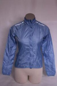 New Endura Pakajak Women's Jacket Sky Blue Cycling XS Bike Lightweight Windproof