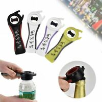 Kitchen Multifunction 5 in 1 Bottles Jars Cans Manual Opener Tool Home Essential