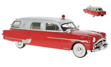 BOS MODEL BOS337 PACKARD HENNEY AMBULANCE 1:18