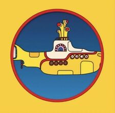 "THE BEATLES - YELLOW SUBMARINE - NEW 7"" PICTURE DISC Vinyl LP NEW!"