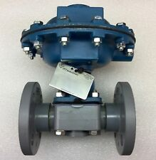 "ITT 2442-TM-34-3312-P1 1/2-2"" CPVC DIAPHRAGM VALVE #12 ACTUATOR NEW NO BOX"