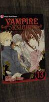 Vampire Knight Manga English Volume 13