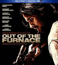 OUT OF THE FURNACE/Christian Bale/NEW BLUE RAY+DIGITAL HD/BUY 4 ITEM SHIP FREE