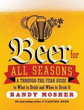 Beer for All Seasons: Through-the-Year Guide to What to Drink + When to Drink It