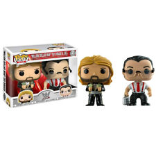 WWE Pop! Vinyl Figures 2-Pack - Million Dollar Man Ted DiBiase & IRS BRAND NEW